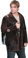 Scully Handlaced Bead Trim Coat 758 (Men's)