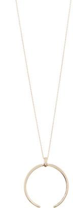 Panacea Horn Pendant Necklace