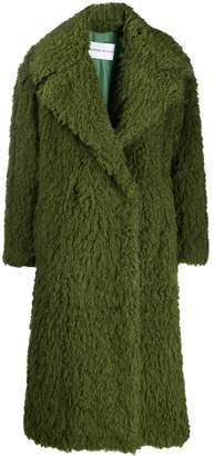 Stand Studio Nicoletta faux-shearling coat
