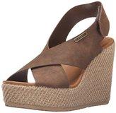 Volcom Women's Sightseer Wedge Wedge Sandal