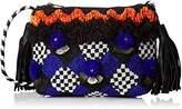 Antik Batik Iman Pouch, Women's Organiser, Multicolore (Multico), 7x15x20 cm (W x H L)
