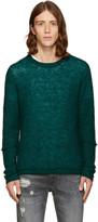 BLK DNM Green 40 Sweater