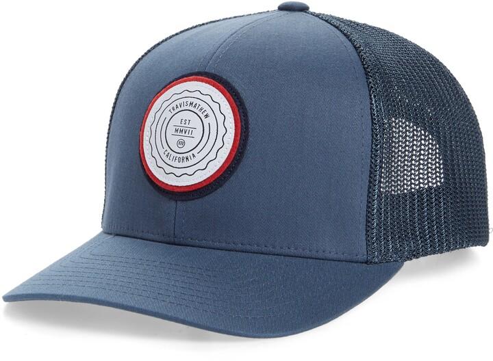 Travis Mathew The Patch Trucker Hat