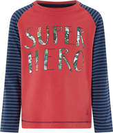 Monsoon Super Hero Long Sleeve Tee