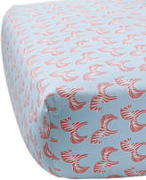 Serena & Lily Zebra Crib Sheet