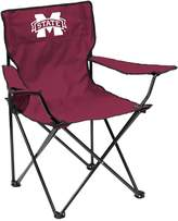 NCAA Outdoor Logo Brand Mississippi State Bulldogs Portable Folding Chair
