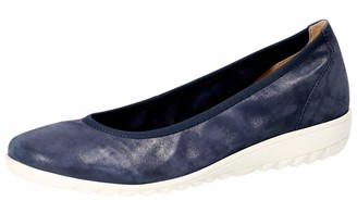 Caprice 22161-22 Women Classic Ballerinas Flats Summer Shoe Classically Elegant Removable Insole