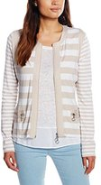 Betty Barclay Women's Long Sleeve Long-Sleeved Shirt - Multicoloured -