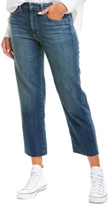 Joe's Jeans Stuart High-Rise Straight Crop
