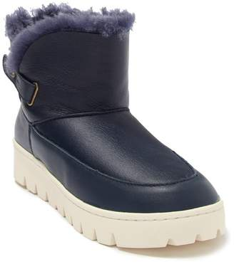 Australia Luxe Collective Cameron Leather & Suede Genuine Sheepskin Fur Lined Boot