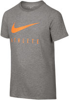 Nike Dri-FIT Swoosh Tee - Boys 8-20