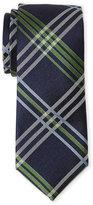 Ben Sherman Lambeth Plaid Silk Tie