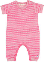 Bonnie Baby Cotton Sweater Coverall