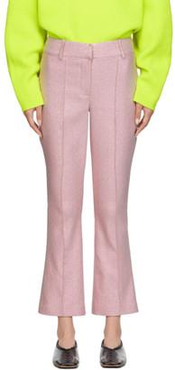 Sies Marjan Pink Lurex Dani Trousers