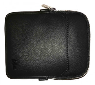 Lacoste Black Leather Bags