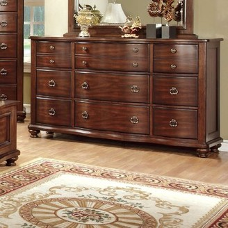 Astoria Grand Harrelson 9 Drawer Dresser
