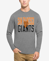 '47 Men's San Francisco Giants Power Alley Long-Sleeve T-Shirt