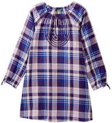 Lucky Brand Sarah Plaid Dress (Little Girls)