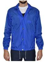 Comme des Garcons Men's Light Blue Polyamide Outerwear Jacket.