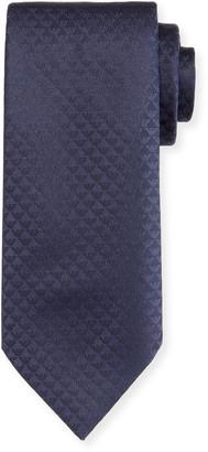 Emporio Armani Tonal Box Tie