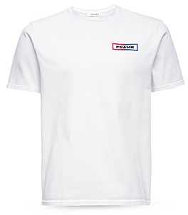Frame Classic Fit Logo Tee