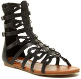 Steve Madden Holland Gladiator Sandal (Little Kid & Big Kid)