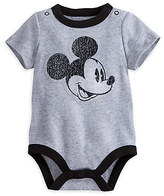Disney Mickey Mouse Ringer Cuddly Bodysuit for Baby