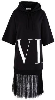 Valentino VLTN sweatshirt-dress