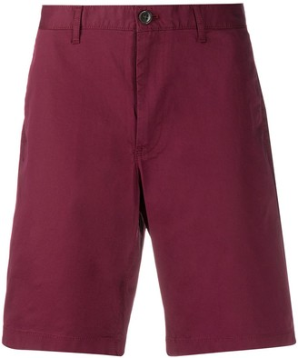 Michael Kors Slim-Fit Chino Shorts