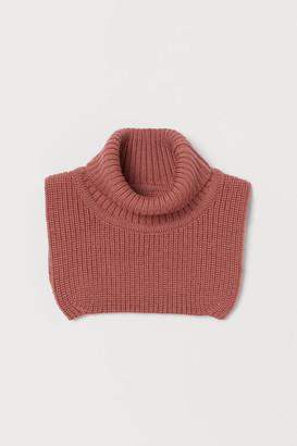 H&M Wool Turtleneck Collar - Orange