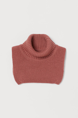 H&M Wool polo-neck collar