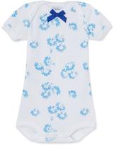 Petit Bateau Baby girls print bodysuit