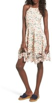 Tularosa Women's Cyrus Lace Skater Dress