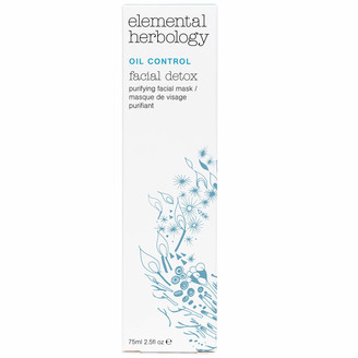 Elemental Herbology Facial Detox Purifying Facial Mask 75ml