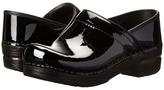 Dansko Professional Patent Leather Men's Men's Clog Shoes