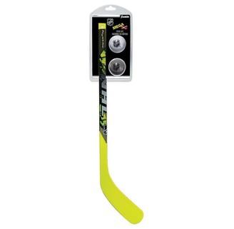 """Franklin Sports Franklin NHL Mega 21"""" Mini Stick and Ball Set"""