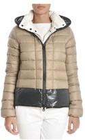 Duvetica Women's Beige Polyamide Down Jacket.