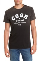 Original Retro Brand Men's Cbgb Graphic T-Shirt