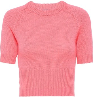 Prada Cashmere Knitted Top