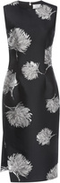 Prabal Gurung Embroidered Sheath Dress