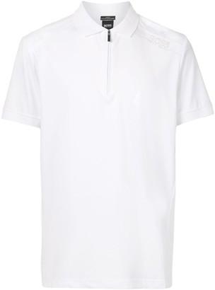 HUGO BOSS Half-Zip Polo Shirt