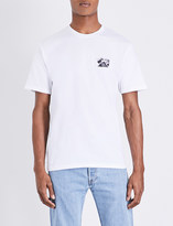 Stussy Giza graphic-print cotton-jersey T-shirt