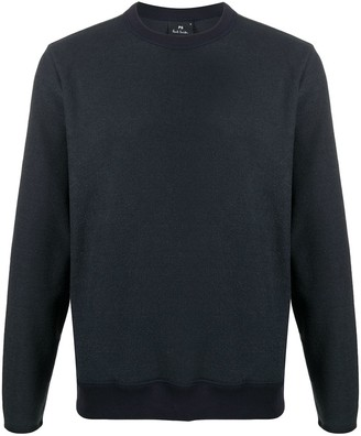 Paul Smith Plain Crew Neck Sweatshirt