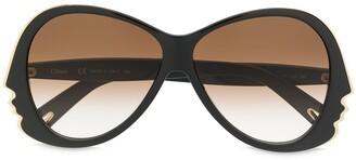 Chloé Face Shape Sunglasses