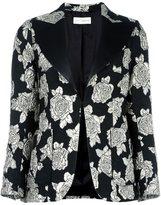 Faith Connexion floral brocade blazer