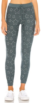 Chaser Silver Stars Sweatpant