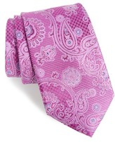 Nordstrom Men's Huntsman Paisley Silk Tie