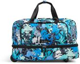 Vera Bradley Lighten Up Wheeled Carry On Luggage