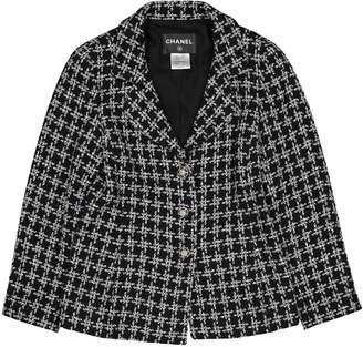 Chanel Black Cotton Jackets