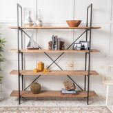 Christopher Knight Home Septima 4-Shelf Antique Bookcase